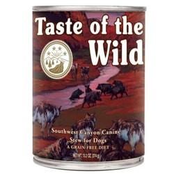 Taste of the Wild - Southwest Canyon® Canine Formula Confezione da 12
