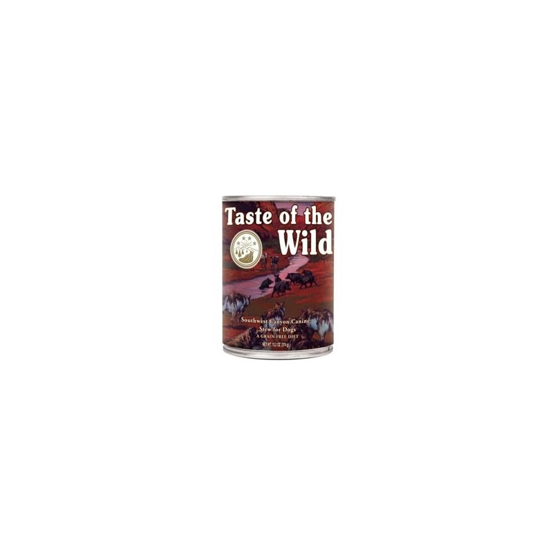 Taste of the Wild - Southwest Canyon® Canine Formula Confezione da 12