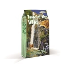 Taste of the wild - Rocky Mountain Feline Formula